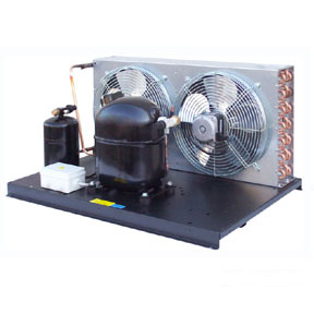 RIVACOLD HA013Z2111: built-in Конденсаторный агрегат открытого типа среднетемпературный (-5…+5°c).