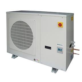 RIVACOLD ERM140Z0211: built-in Конденсаторный агрегатй с кожухом среднетемпературный (-5…+5°c).