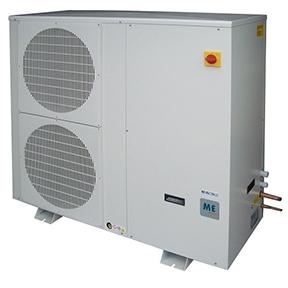 RIVACOLD ERM245Z1212: built-in Конденсаторный агрегатй с кожухом среднетемпературный (-5…+5°c).