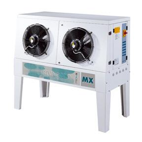 RIVACOLD MXM235Z052-12M: built-in Конденсаторный агрегатй с кожухом среднетемпературный (-5…+5°c).