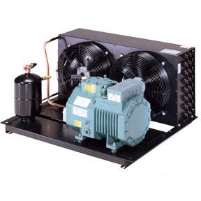 RIVACOLD P-BH008Z2012: built-in Конденсаторный агрегат открытого типа среднетемпературный (-5…+5°c).