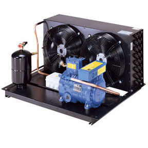 RIVACOLD P-FH010Z2012: built-in Конденсаторный агрегат открытого типа среднетемпературный (-5…+5°c).