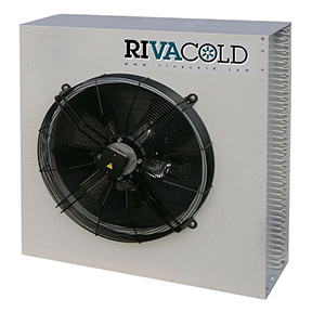 RIVACOLD RRS016305A: конденсаторы. Модель осевые конденсаторы.