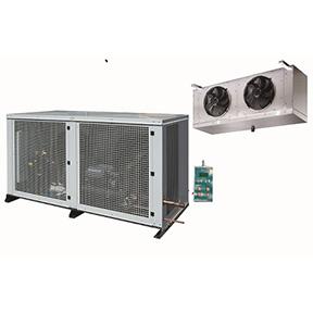 RIVACOLD STM370Z012: сплит горизонтальный среднетемпературный (-5…+5°c).