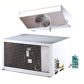 RIVACOLD STM003Z001: сплит горизонтальный среднетемпературный (-5…+5°c).