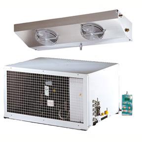 RIVACOLD STM009Z001: сплит горизонтальный среднетемпературный (-5…+5°c).