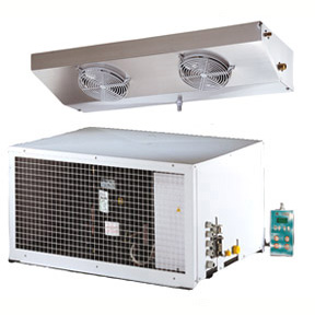 RIVACOLD STM012Z001: сплит горизонтальный среднетемпературный (-5…+5°c).