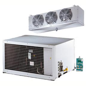 RIVACOLD STM034Z012: сплит горизонтальный среднетемпературный (-5…+5°c).