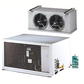 RIVACOLD STM080Z012: сплит горизонтальный среднетемпературный (-5…+5°c).