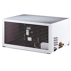 RIVACOLD SUM110Z012: built-in Конденсаторный агрегатй с кожухом среднетемпературный (-5…+5°c).
